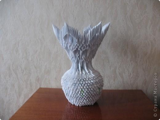 вот такая вазочка у меня образоавлась фото 4