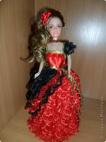 Барби-шкатулочка фото 1