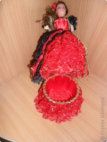 Барби-шкатулочка фото 5
