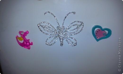 Вот такую бабочку я сделала фото 14