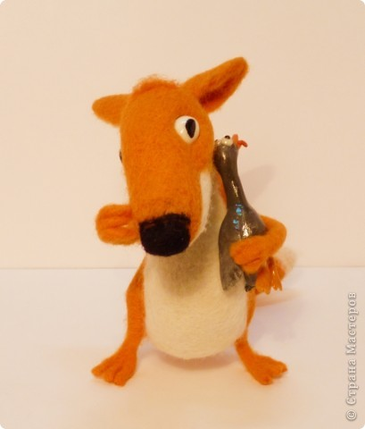 Рыжулька, Марфуша и хитрущая лисица) фото 11