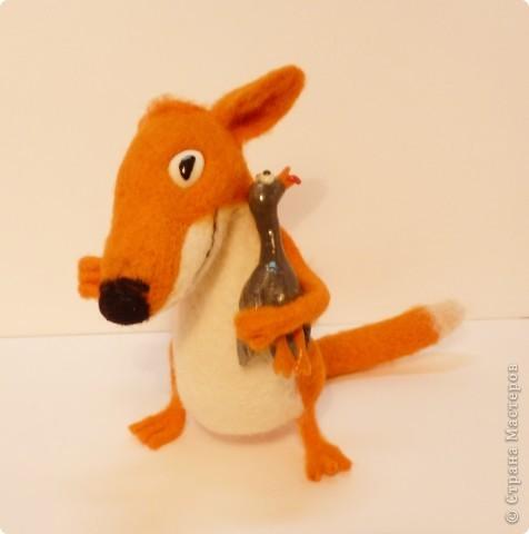 Рыжулька, Марфуша и хитрущая лисица) фото 12