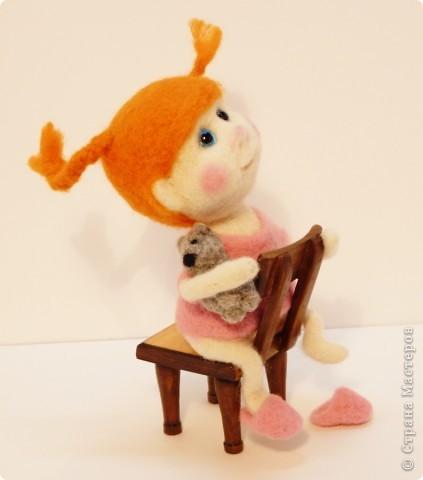 Рыжулька, Марфуша и хитрущая лисица) фото 3