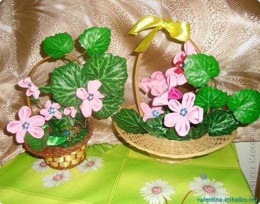 Вот такие весенние подарочки мы приготовили к 8 марта  дорогим прабабушкам!С большим удовольствием делюсь настроением! фото 1