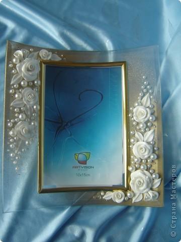 Рамочка в подарок фото 1