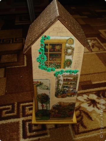 мой первый чайный домик... фото 3