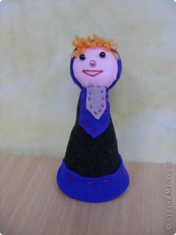 """Кукла """"Эскимос"""" фото 6"""
