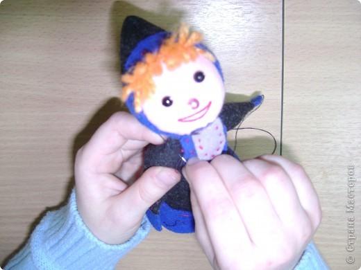 """Кукла """"Эскимос"""" фото 8"""