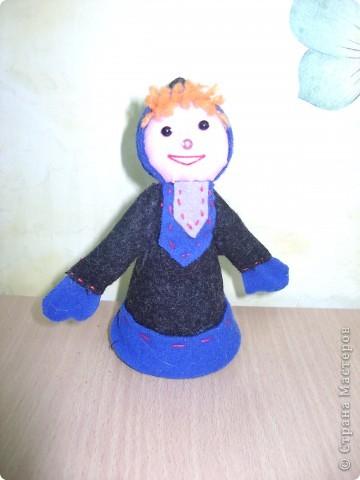 """Кукла """"Эскимос"""" фото 9"""