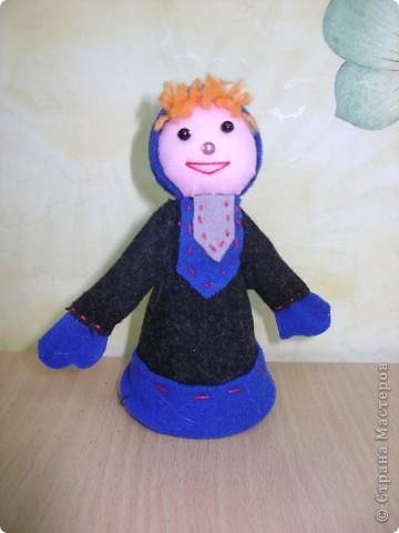"""Кукла """"Эскимос"""" фото 1"""