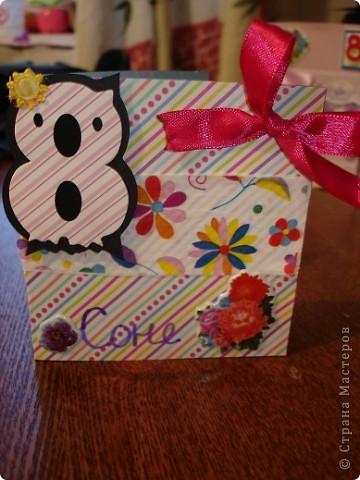 На 8 марта решила сделать друзьям и родственникам открытки фото 6