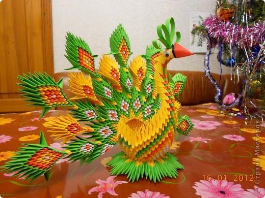 Модульное оригами мастер класс сайт галины тиховой
