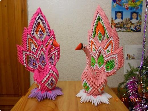 Мои птицы  (по МК Галины Тиховой) фото 2