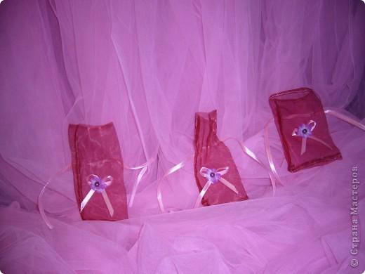 Весёленькие бонбоньерки на Свадьбу моей доченьки фото 2