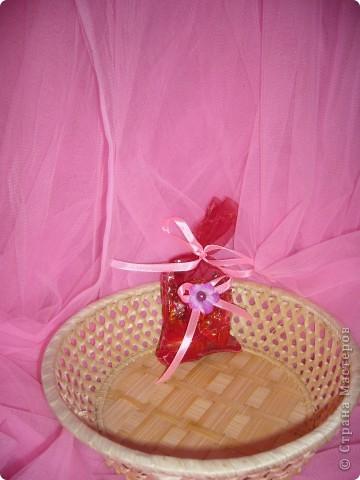 Весёленькие бонбоньерки на Свадьбу моей доченьки фото 3