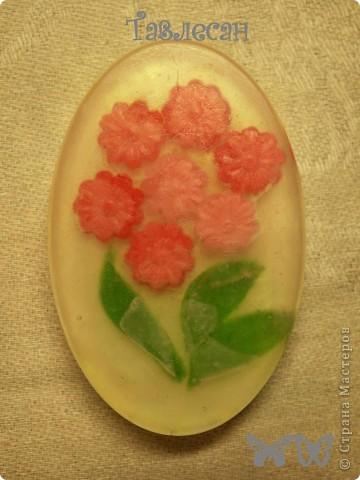 """Мыло """"Розовый букет"""" фото 5"""