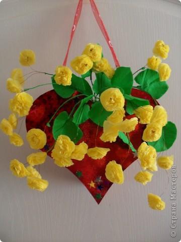 Уважаемые Мастерицы!! Поздравляю Вас с наступающим Праздником 8 марта. Пусть в вашей жизни идут всегда вместе нежность, любовь и вдохновение! фото 1
