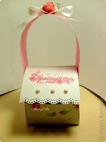 К празднику подготовила сладенькие подарочки вот в такой упаковке) фото 2