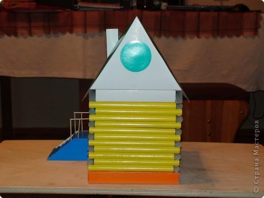 деревенский домик фото 2