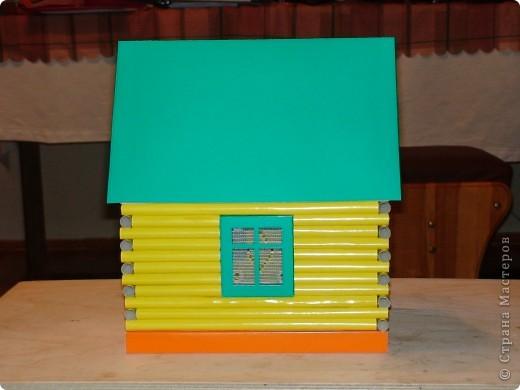 деревенский домик фото 3