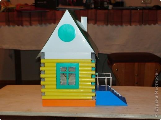 деревенский домик фото 4