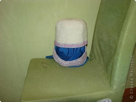 """здравствуйте, жители, см. увидела здесь в стране шарфики с симпотичными """"мордашками"""" и не удержалась связала свой. в комплект к нему простую шапульку. получился подарочек. фото 10"""