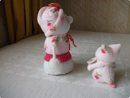 Снеговичок  и  дракончик . фото 2