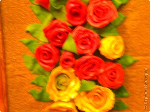вот наконец-то свои розы собрала в букетики!что из этого получилось -судить вам фото 3