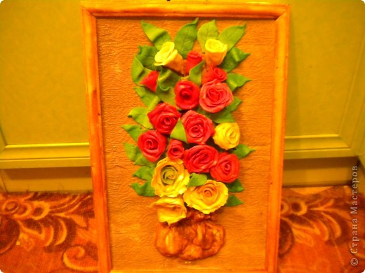 вот наконец-то свои розы собрала в букетики!что из этого получилось -судить вам фото 4