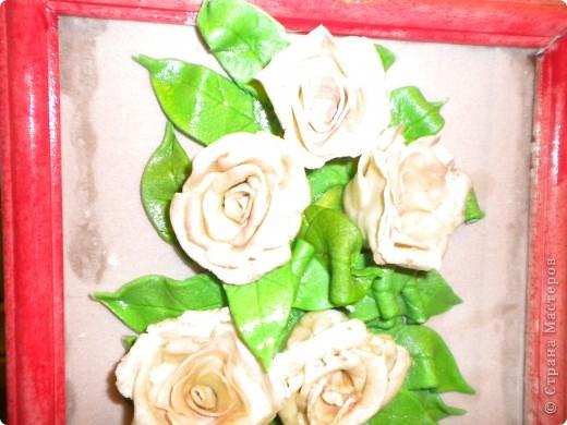 вот наконец-то свои розы собрала в букетики!что из этого получилось -судить вам фото 15