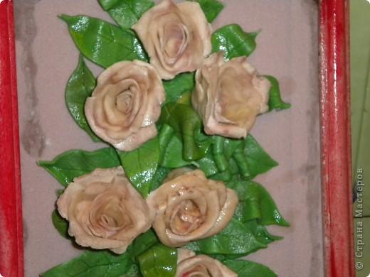вот наконец-то свои розы собрала в букетики!что из этого получилось -судить вам фото 16