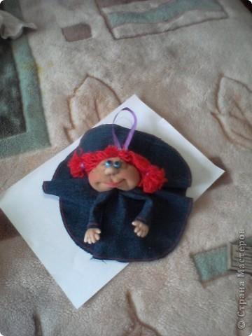 вот представляю свои работы на Ваш суд.Эти куколки сделаны мной на заказ к 8 марта фото 4