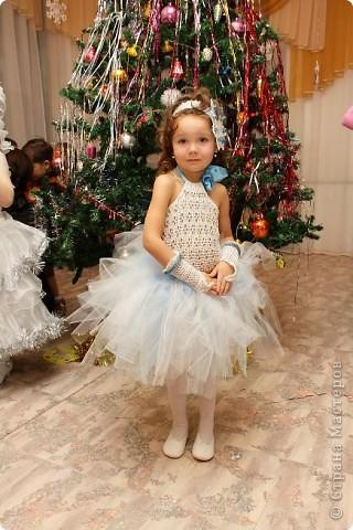 "Наш новогодний костюм ""Снежинка"" фото 1"