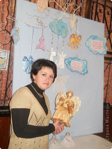 """Выставка """"Свет небесный"""" Посвящённая Дню Ангела. фото 1"""