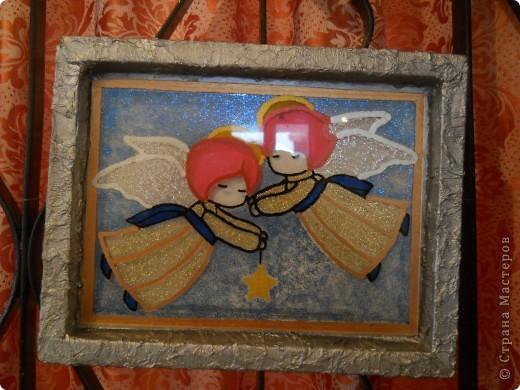 """Выставка """"Свет небесный"""" Посвящённая Дню Ангела. фото 4"""