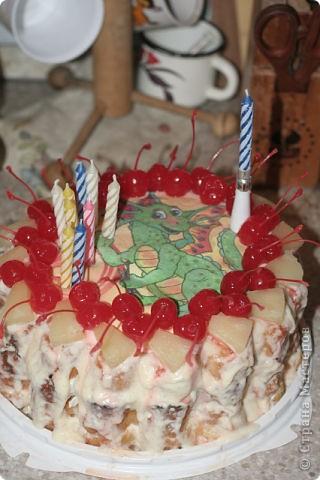 тортик фото 11