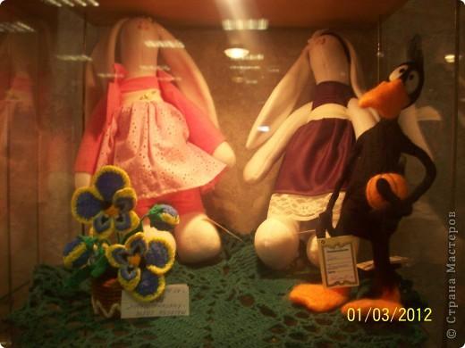 Всем привет!!! С 27го по 3 марта у нас в Сыктывкаре проходила выставка Арт-базар, у нас она проходит каждве 2 месяца, где мастера могут выставлять на продажу свои работы) Приглашаю посмотреть! - холодный фарфор) фото 20