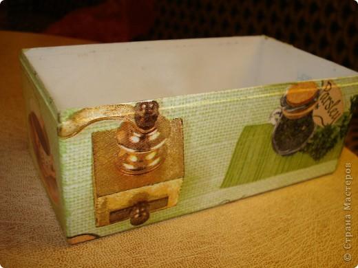 Я как всегда со своими коробочками-шкатулочками.Очень мне нравится их делать!... фото 19