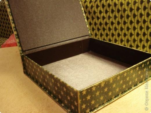 Я как всегда со своими коробочками-шкатулочками.Очень мне нравится их делать!... фото 5