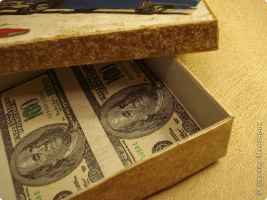 Я как всегда со своими коробочками-шкатулочками.Очень мне нравится их делать!... фото 14
