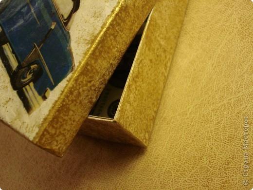 Я как всегда со своими коробочками-шкатулочками.Очень мне нравится их делать!... фото 11