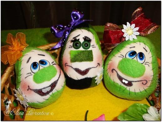 Веселые яйца к Пасхе. фото 2