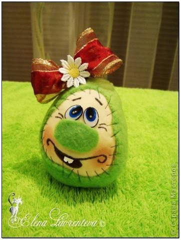 Веселые яйца к Пасхе. фото 4