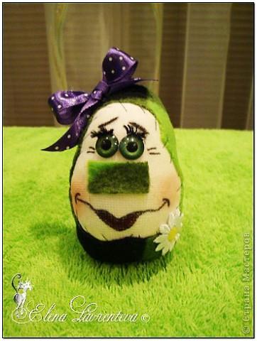 Веселые яйца к Пасхе. фото 5