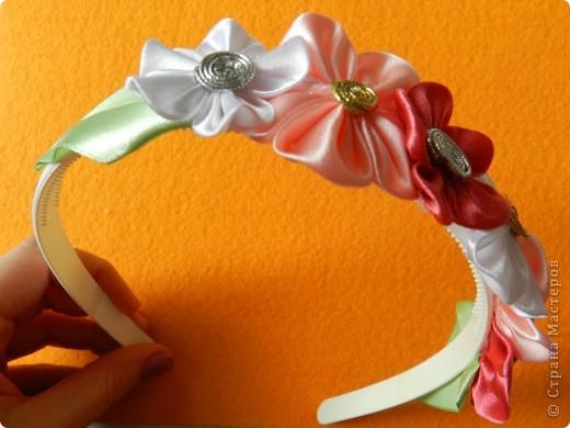 Сделала сегодня такой ободок для дочки на праздник. Так что будем наряжаться. фото 3