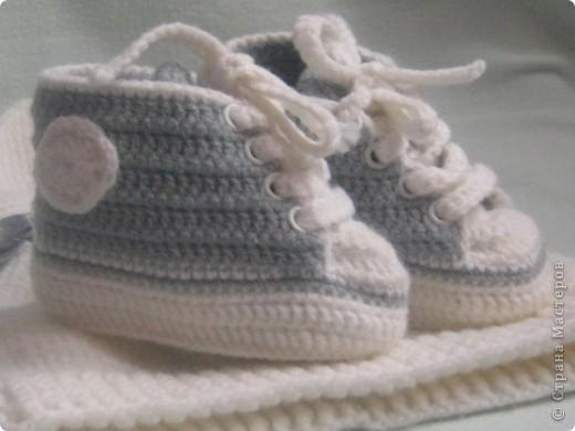Связано для малыша, который совсем недавно появился на свет. фото 2