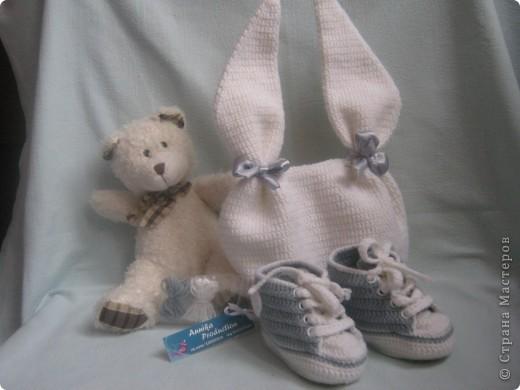 Связано для малыша, который совсем недавно появился на свет. фото 1