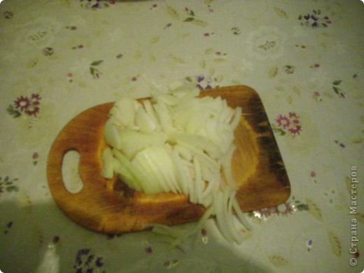 Рецептов приготовления морской капусты очень много. Это мой фирменный рецепт. Он основан на общении с корейцами и изучении корейской кухни. Попробуйте. Салат такой полезный! фото 5
