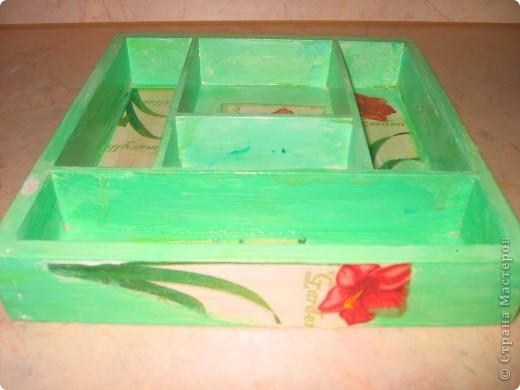 Решила сделать коробочку для ручек и карандашей!!))И вот результат!!! фото 2