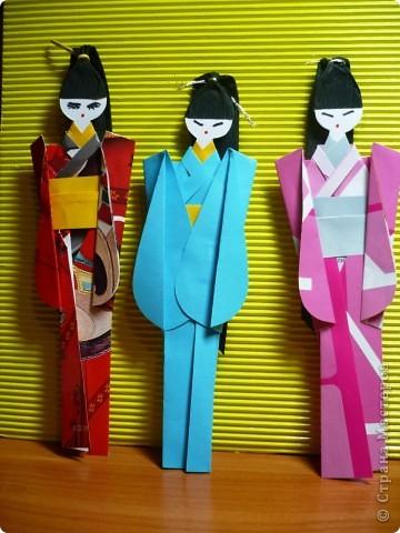 девочки-закладки для книги фото 1